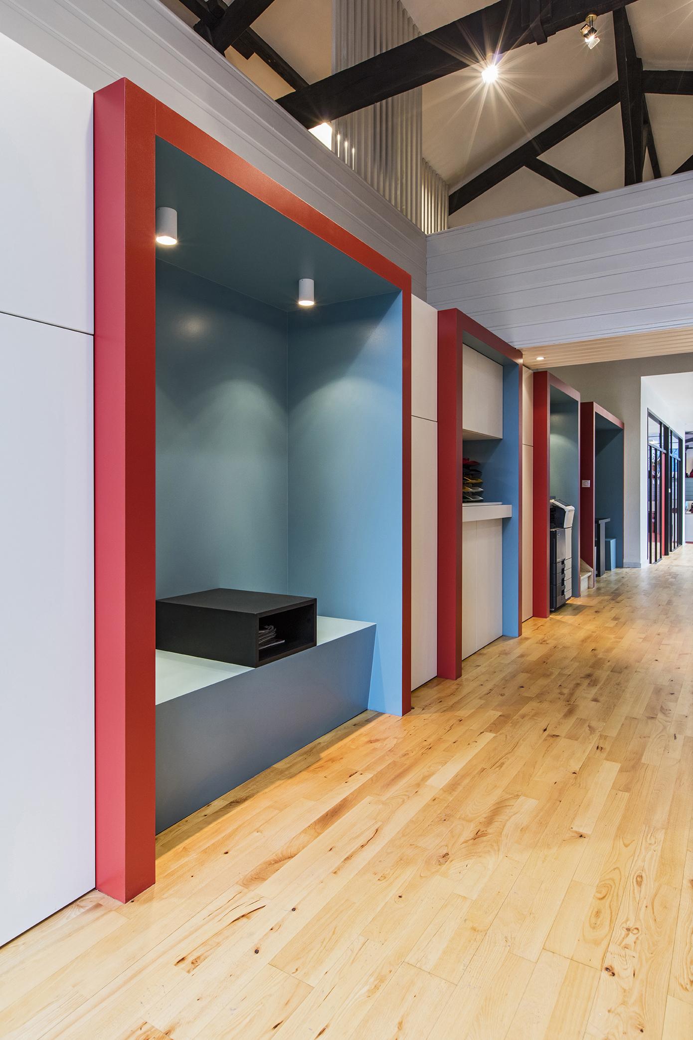 LalaArchitectes-rénovation-bureaux-mur placards