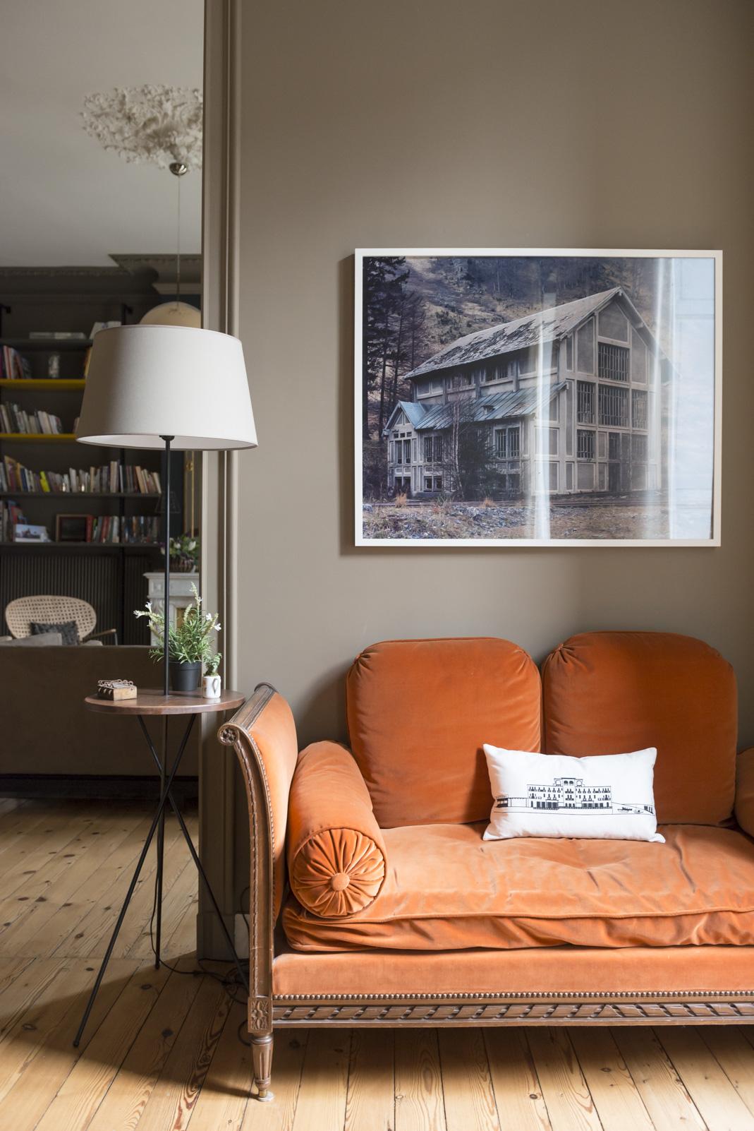 Lala Architectes_ Rénovation_Appartement ancien_Photographie François Deladerrière