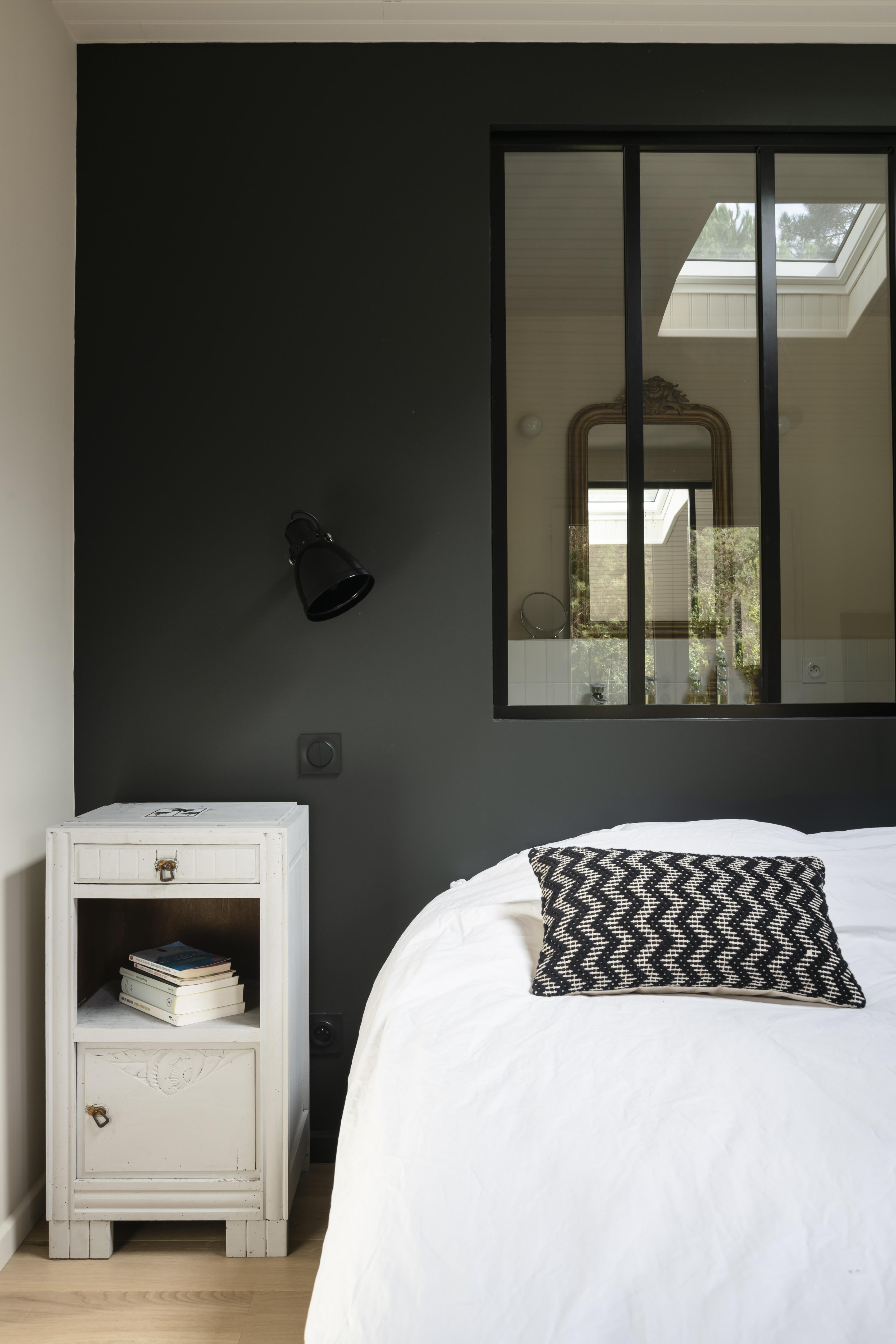 lalaarchitectes_Landes_renovation_vitrage atelier_chambre