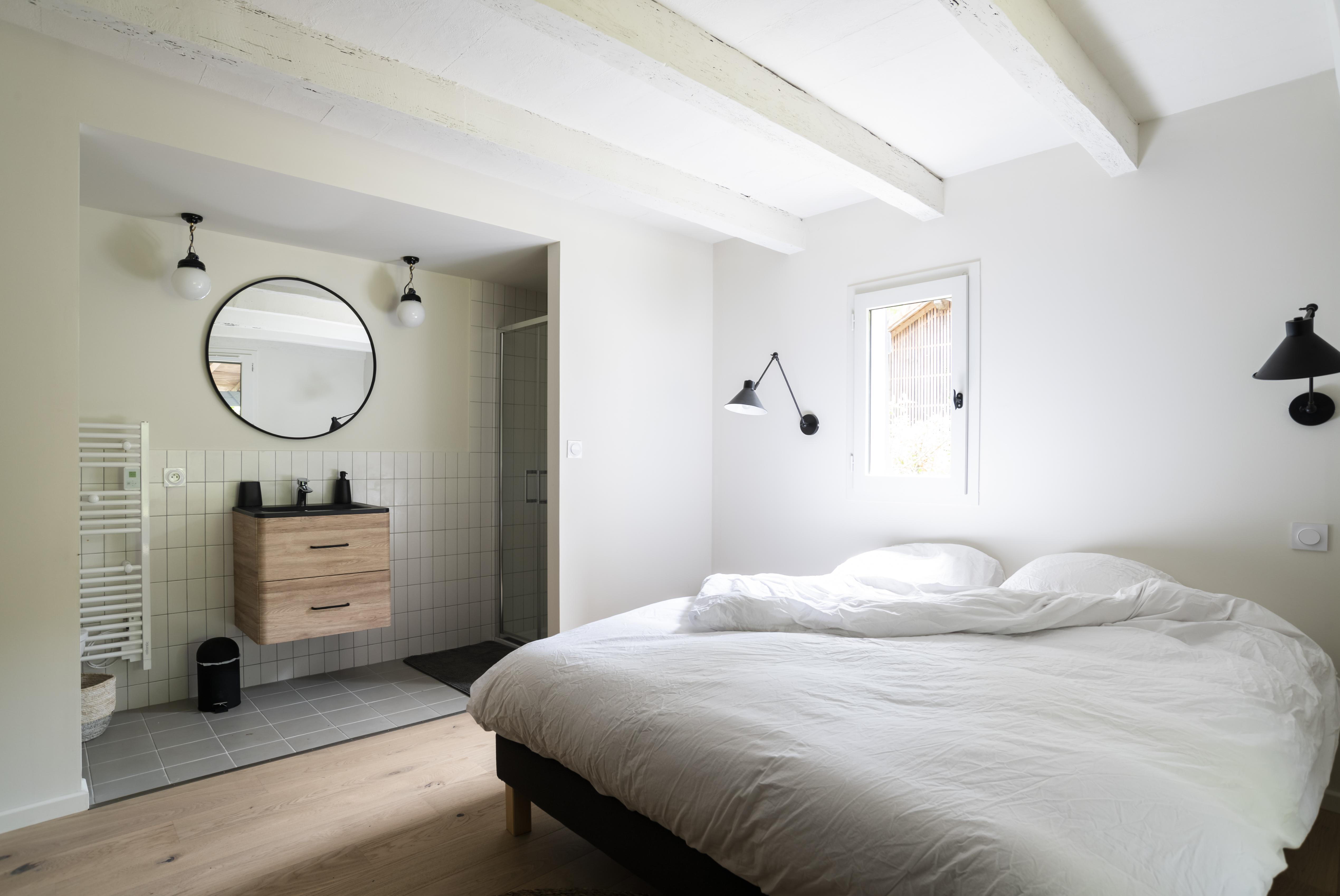 lalaarchitectes_Landes_renovation_chambre_Salle de bain
