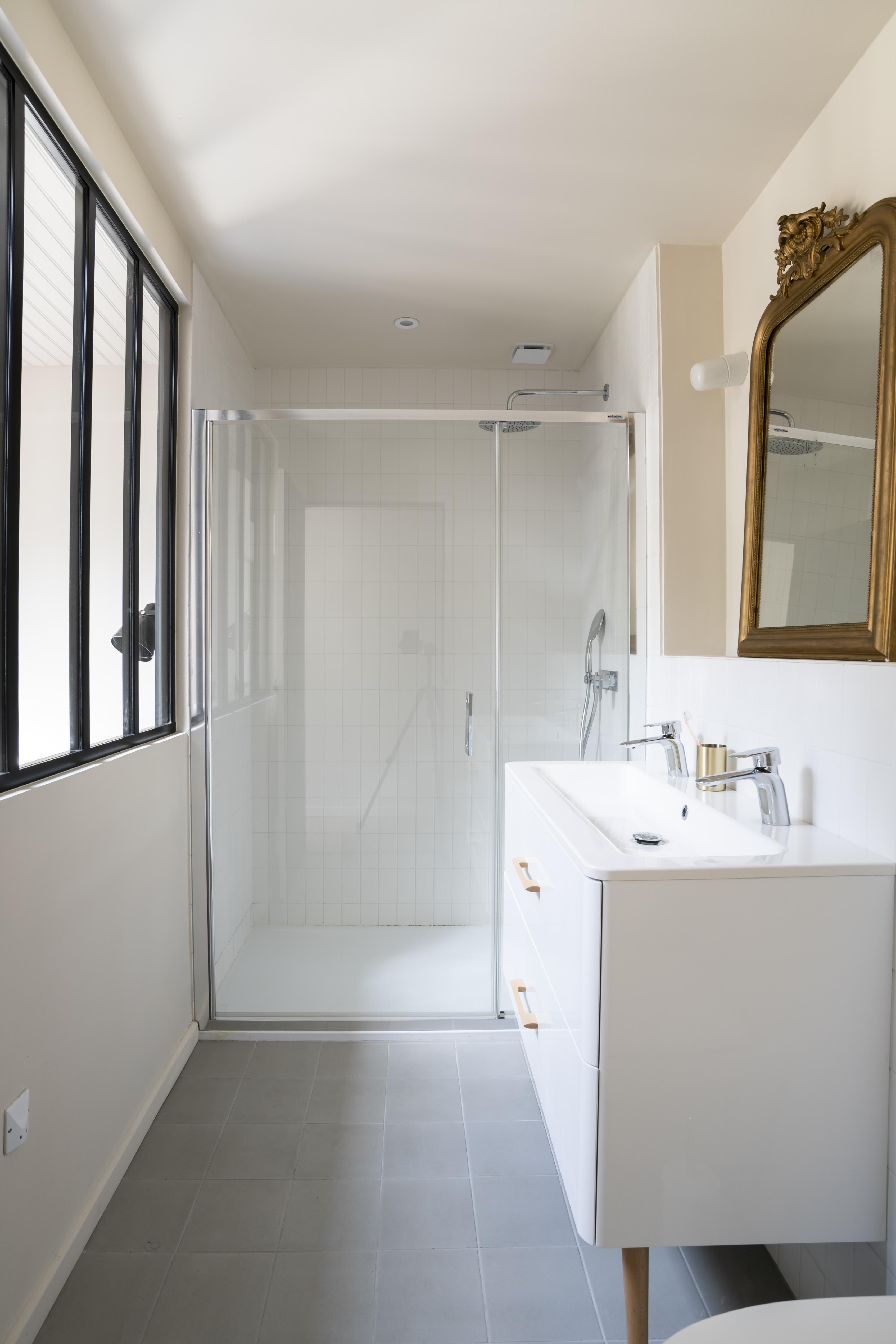 lalaarchitectes_Landes_renovation_salle de bain vitrée_lumière