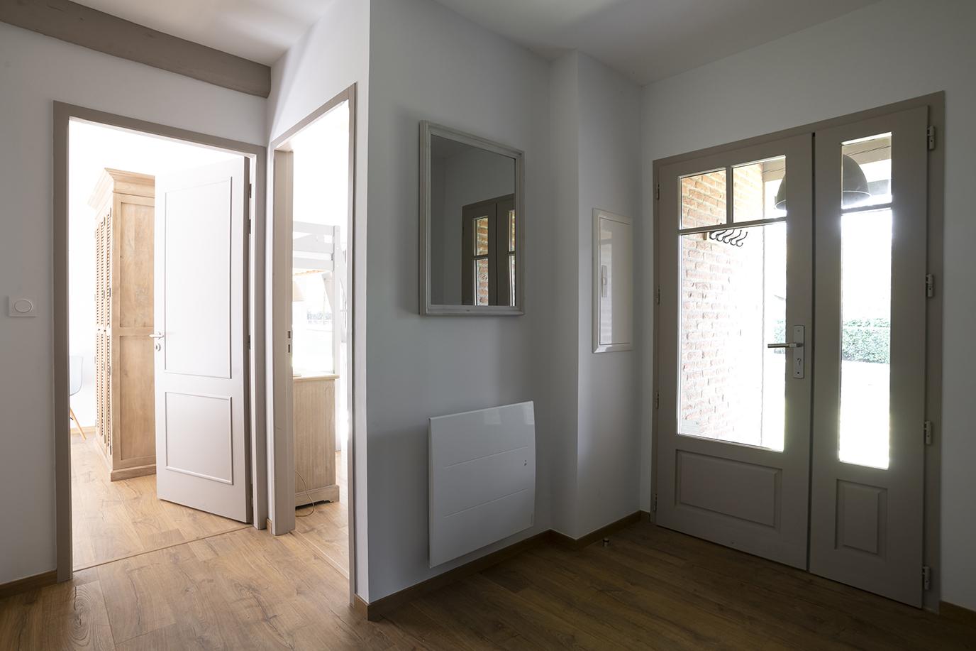 Rénovation_maison landes_lala architectes_Entrée