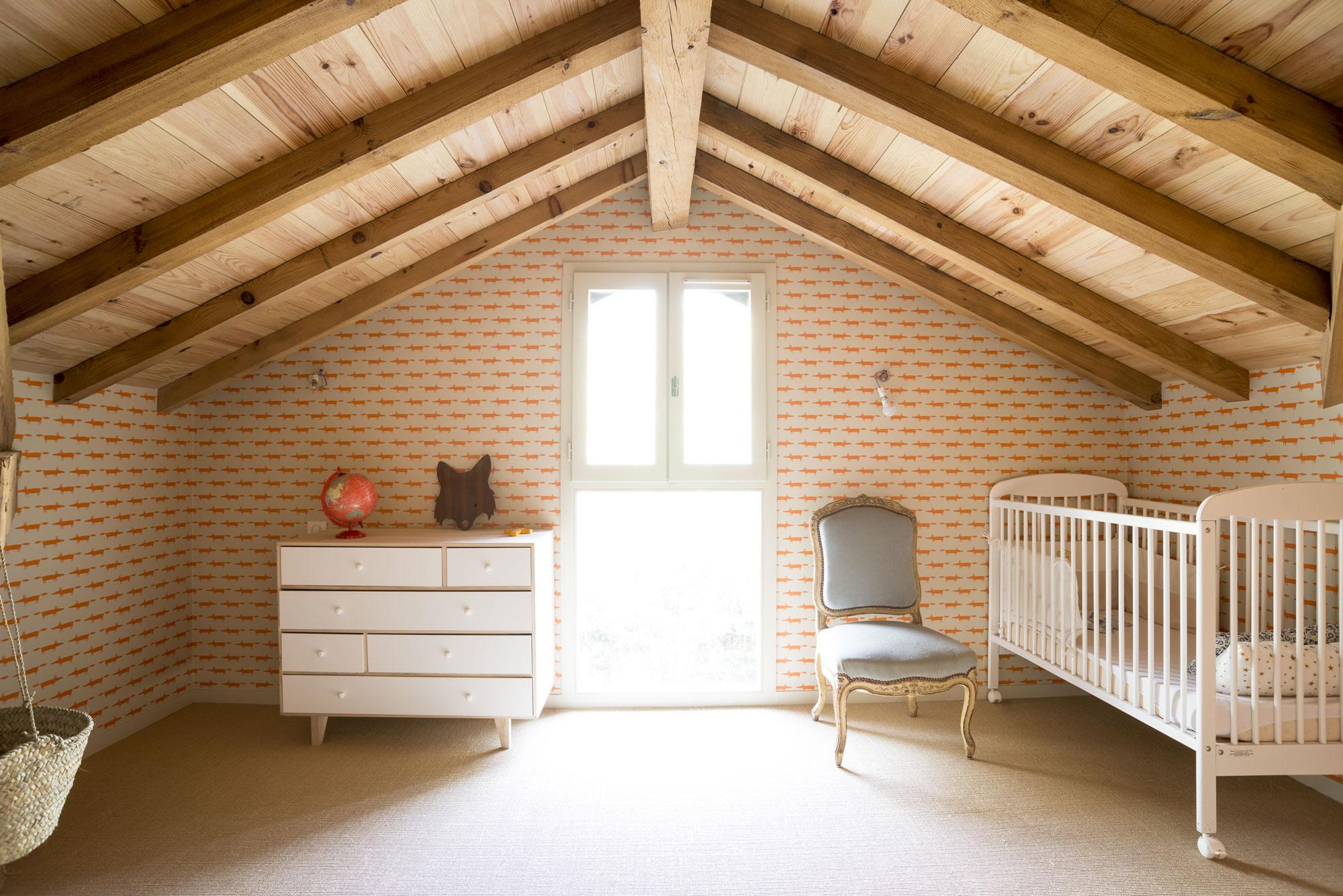 Lala Architectes-landes-renovation-chambre bébé