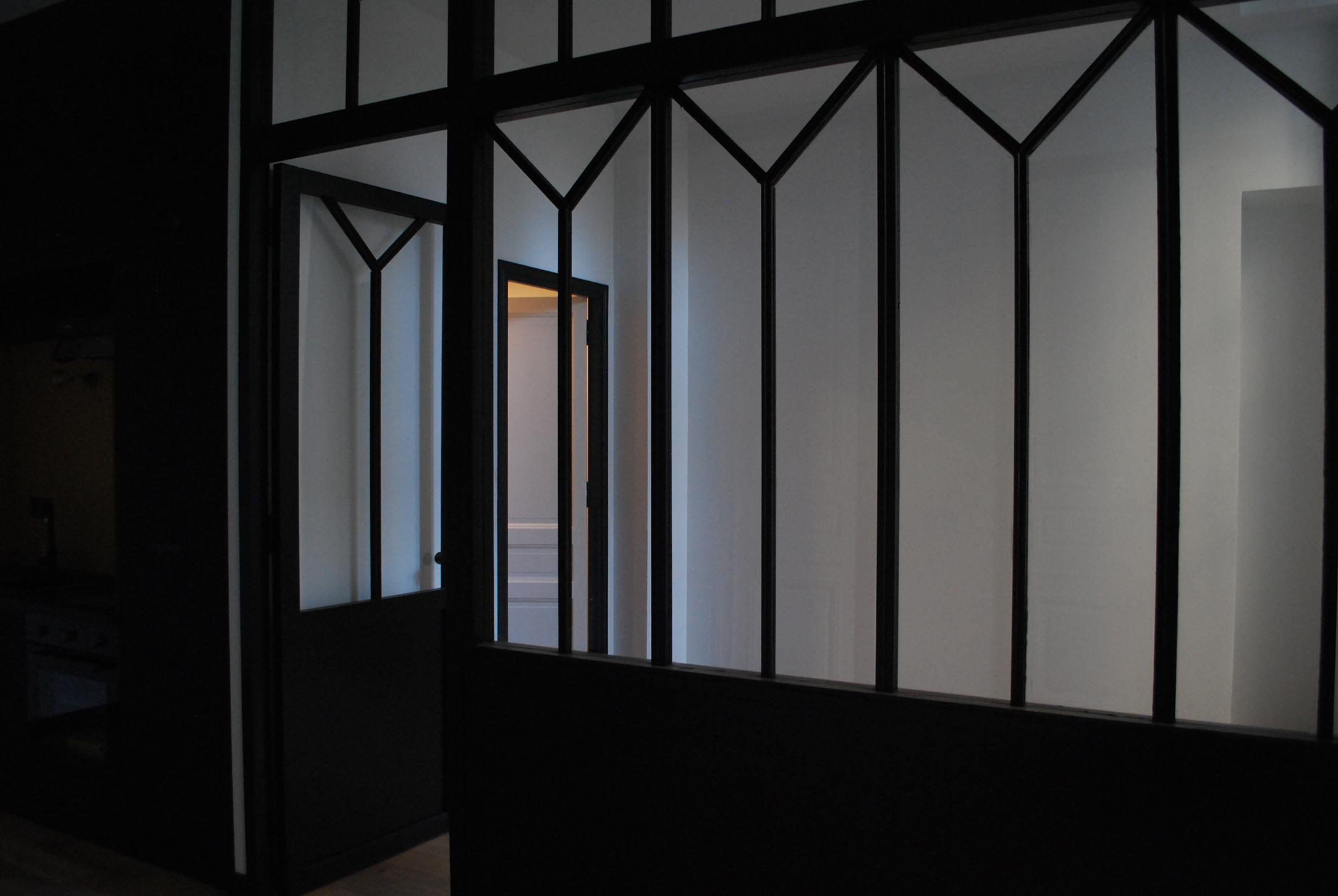 Studio Rénovation Bordeaux Centre_Géométrie