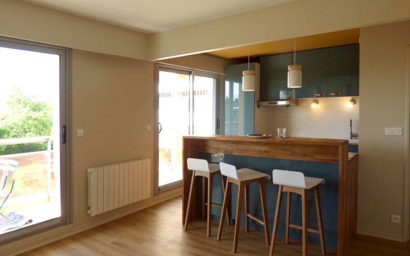 Lala Architectes_Rénovation_Appartement_ Bordeaux_Espace ouvert