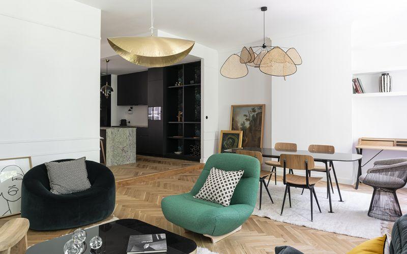 Rénovation_appartement_lala-architectes_bordeaux_Aprés travaux