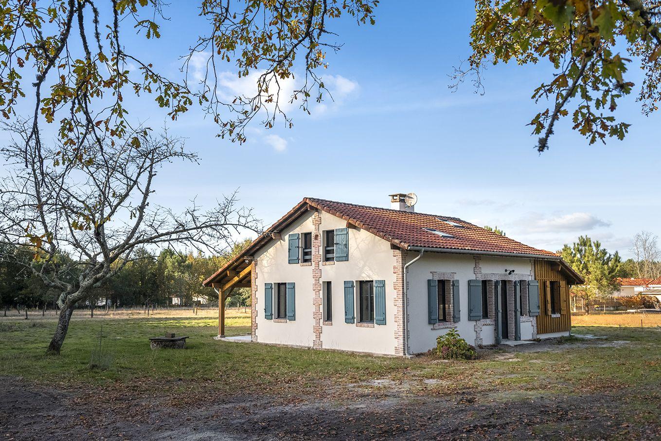Rénovation_maison landes_lala architectes_maison de résigner